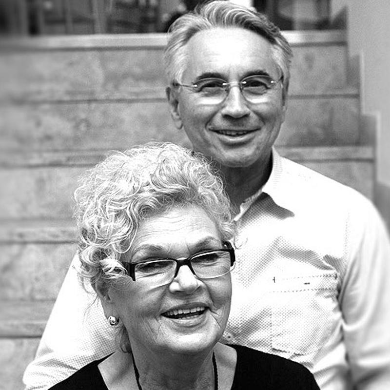Ingrid und Ferdinand Döbl